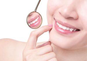 セラミックを用いた審美歯科治療の症例
